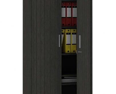 Alpha panel tall bookcase merk Melody