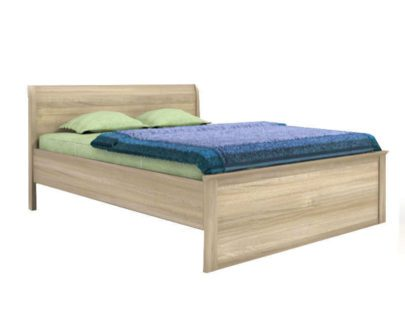 RUSTIC BED 160 Merk Melody