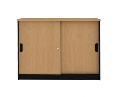 Lemari Sliding Expo Office Cabinet MP S05