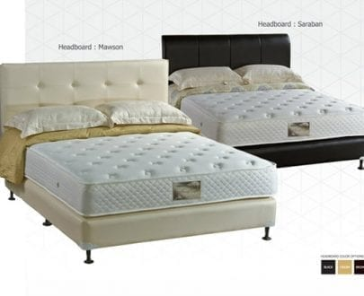 Springbed QuantumType Heavenly Comfort