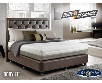 Springbed Sleep & Dream Type Body Fit