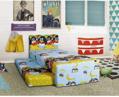 Springbed Florence 2 in 1 type Penguin