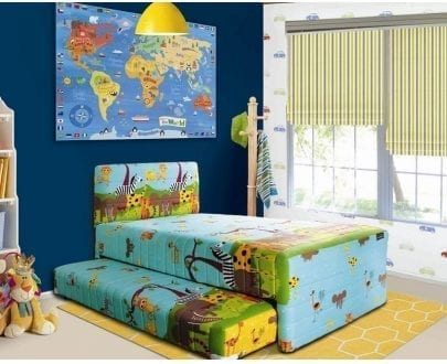 Springbed Florence 2 in 1 type Safari