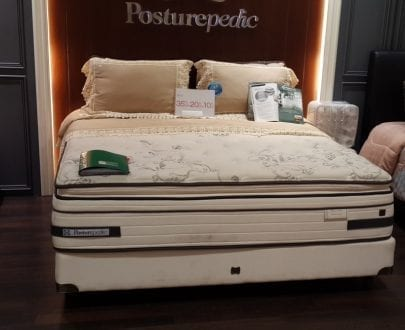 Springbed Sealy Grand Eternity