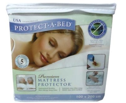 Protect A Bed Mattrass Protector / Pelindung Kasur