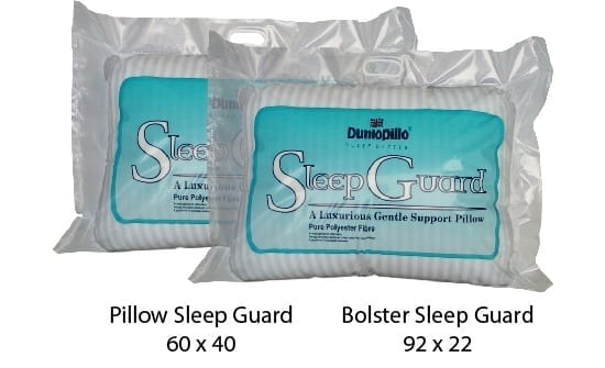 Dunlopillo Bantal 100% Washable Dacron Fibre SLEEPGUARD 3