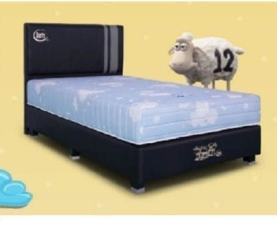Springbed Serta JR Stand Alone Model