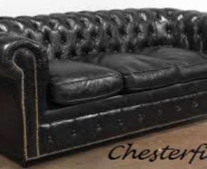 Sofa Chesterfield 321