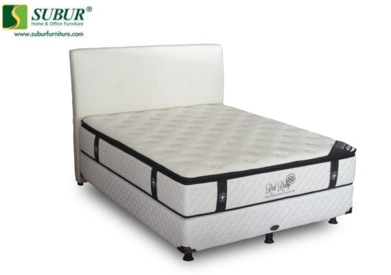 Springbed Central Red Ruby 3